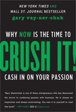 Why Now is the Time to Crush it!