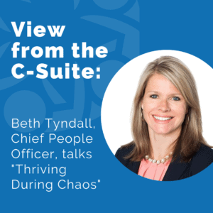 View from the C-Suite: Thriving During Chaoes