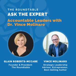 Ask the Expert with Vince Molinaro