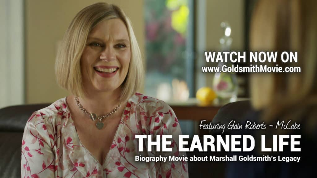 Glain Roberts-McCabe in The Earned Life