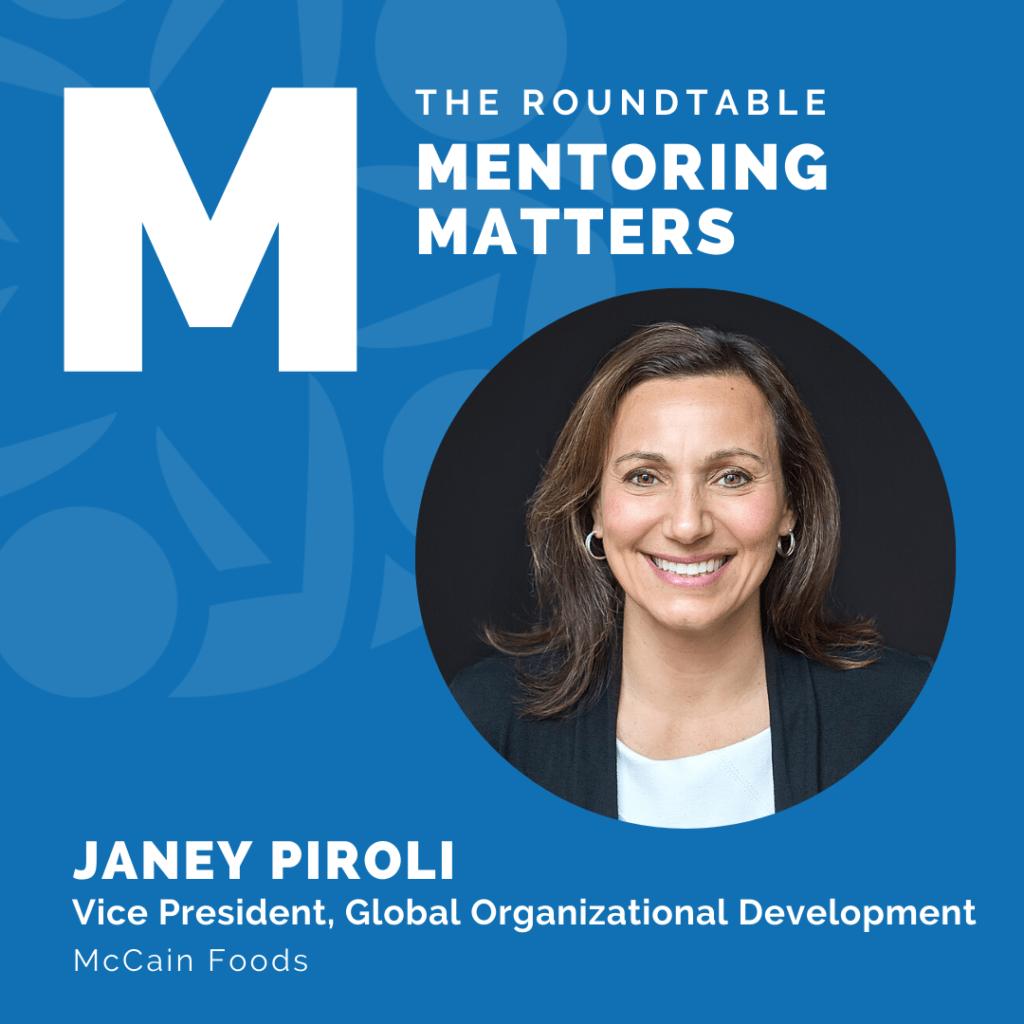 Mentoring Matters with Janey Piroli