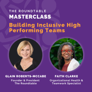 Building Inclusive High Performing Teams