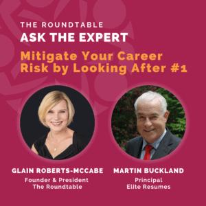 mitigate career risk