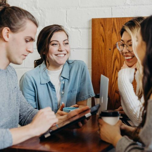 group mentoring program